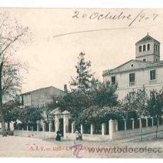 Postales: BARCELONA LA GARRIGA. CALLE DEL TORRENTE. A.T.V. CIRCULADA. Lote 36821802