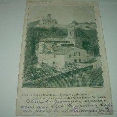 Postales: ANTIGUA POSTAL......VALLVIDRERA.....BARCELONA.. Lote 36870901