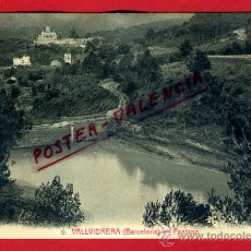 Postales: POSTAL VALLVIDRERA, BARCELONA, PANTANO, P76067. Lote 36889867