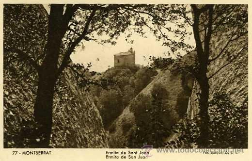 Postales: LOTE 36 POSTALES MONTSERRAT BARCELONA - Foto 7 - 36897133