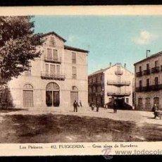Postales: PUIGCERDA. NO CIRCULADA.. Lote 36918734
