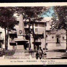 Postales: PUIGCERDA. NO CIRCULADA.. Lote 36918737