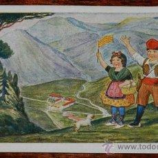 Postales: ANTIGUA POSTAL DE EDICIONES CATALANES, BARCELONA, SERIE EXCURSIO, N. 23, NO CIRCULADA.. Lote 36967972