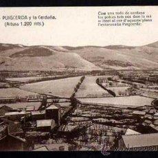 Postales: PUIGCERDA. CIRCULADA.. Lote 36984262