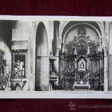 Postales: POSTAL 19. SAN PEDRO DE GALLIGANS. INTERIOR. GIRONA. GUILERA.. Lote 37015846