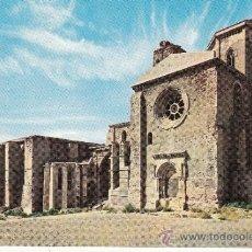 Postales: ,POSTAL CATEDRALES DE ESPAÑA LA SEO (LERIDA), PUBLICIDAD LABORATORIOS CHEMINOVA ESPAÑOLA S. L.. Lote 37189955