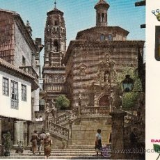 Postales: ,POSTAL CEDOSA 1ª COLECCION 23, BARCELONA, PUEBLO ESPAÑOL, ESCRITA . Lote 37329474