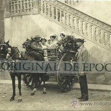 Postales: (PS-32260)POSTAL FOTOGRAFICA DE RIPOLL-FIESTAS DE SANT EUDALD.VERMOUTH TORINO(REUS). Lote 37245033