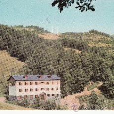 Postales: ,POSTAL EDITORIAL LUIS VIVES 2, PLANOLAS, PIRINEO CATALAN (GERONA), RESIDENCIA MARISTA, CIRCULADA. Lote 37435309