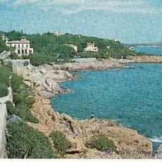 Postales: ,POSTAL BERGAS 6, S`AGARO (GERONA), VISTA, ESCRITA. Lote 37435590
