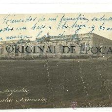 Postales: (PS-34507)POSTAL FOTOGRAFICA DE AMPOSTA-ESCUELAS NACIONALES. Lote 37379911
