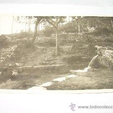 Postales: ANTIGUA POSTAL.....LA LLACUNA.. Lote 37394898