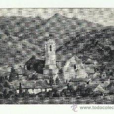 Postales: CENTELLES .QUADRA DE FRANCESC LABARTA I PLANAS (1863-1963). Lote 37398612