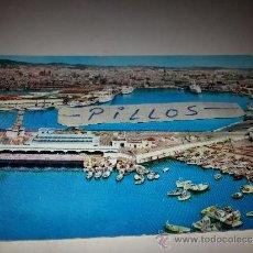 Postales: PUERTO DE BARCELONA AÑOS 70 APROX. Lote 37423555