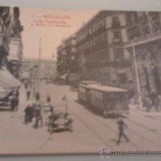 Postales: BARCELONA, ROISIN Nº 3, CALLE FONTANELLA. Lote 37542605