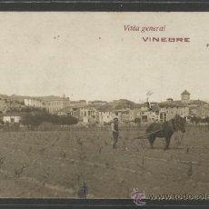 Postales: VINEBRE - VISTA GENERAL - FOTOGRAFICA PIÑOL - (16.409). Lote 37592308