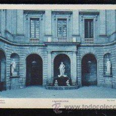 Postales: TARJETA POSTAL DE BARCELONA - LA BOLSA (PATIO). 53. L.ROISIN. Lote 37795820