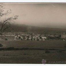Postales: SOLSONA, VISTA GENERAL, NUM.3, CIRCULADA 1960. POSTAL FOTOGRÁFICA. Lote 37975570