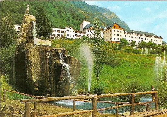 Caldes de boí (lleida), hotel manantial - a. ca - Vendido en Venta Directa - 37932843