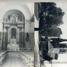 Postales: DOS POSTALES FOTOGRÁFICAS ESTAÑOL - ESTANYOL - SIN CIRCULAR. Lote 38066579
