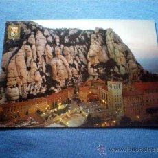 Postales: POSTAL MONTSERRAT VISTA GENERAL NOCTURNA NO CIRCULADA. Lote 38103360