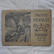 Postales: MONTSERRAT 102 VISITAS. Lote 38107453