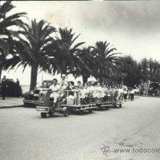 Postales: SALOU (TARRAGONA).- PASEO DE LAS PALMERAS. Lote 38135748