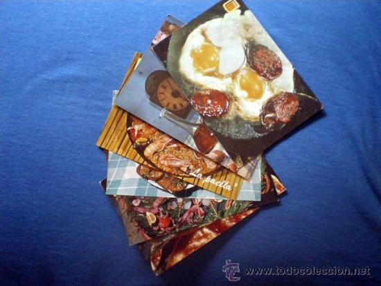 Postales: LOTE DE 13 POSTALES CATALUNYA TIPICA + 5 COMIDA TIPICA PAIS CATALAN - Foto 3 - 38144679