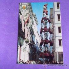 Postales: TARRAGONA-V15- ESCRITA-VALLS-15-XIQUETS DE VALLS-. Lote 38188841