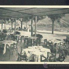Postales: POSTAL DE PORTBOU: HOTEL MIRAMAR (GRAF. PUJOL). Lote 38434947