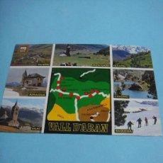 Postales: POSTAL VALLE DE ARAN. PIRINEO CATALAN. BELLOS PAISAJES. 1968. SALARDU, VILAC, COLOMES, BAQUEIRA, BON. Lote 38531872