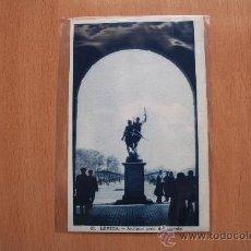 Postales - Postal Lerida - Lleida - Antiguo arco del puente - 38677790