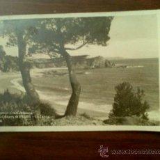 Postales: POSTAL COSTA BRAVA-ST.FELIU DE GUIXOLS-VOLTANTS DE S'AGARÓ-LA CONCA-EDICIONES MUR Nº6-SIN CIRCULAR. Lote 38749037
