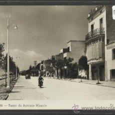 Postales: CALDETAS - 39 - PASEO DE ANTONIO MIRACLA - ED·C.VILAR - (17432). Lote 38991487
