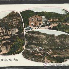 Postales: RIELLS DE FAY - 41 - BROMOCROM - (17452). Lote 38992213