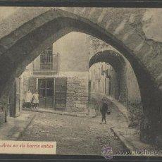 Postales: TARREGA - 15 - ARCS EN ELS BARRIS ANTICS -ROISIN - (17465). Lote 39006500