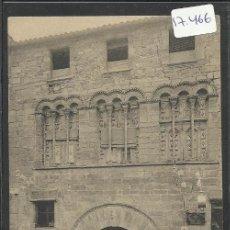 Postales: TARREGA - 8 - PALAU MARQUESOS DE LA FLORESTA SEGLE XII - ROISIN - (17466). Lote 39006520