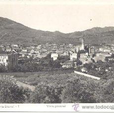 Postales: PS1136 LLANSÀ - VISTA GENERAL - FOTOS MELI - CIRCULADA EN 1953. Lote 39071336