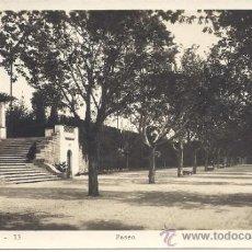 Postales: PS1125 FIGUERES 'PASEO'. LIB. MASDEVALL. FOTOGRÁFICA. CIRCULADA. Lote 39086554