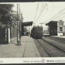 Postales: RIPOLLET - 1 - ESTACIO DE SARDANYOLA - EDITORIAL FOTOGRAFICA - (17619). Lote 39176706