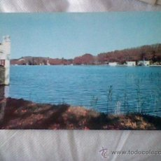 Postales: LAGO BAÑOLAS GIRONA Nº 14 CARRERA DE LA RED S/C(B8). Lote 39191824