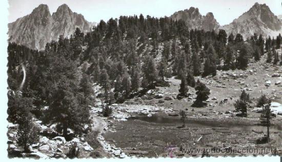 POSTAL DE ESPOT SAN NICOLAU , LOS ENCANTATS DESDE RATERA Nº 25 ED. SICILIA (Postales - España - Cataluña Antigua (hasta 1939))