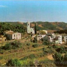 Postales: POSTAL A COLOR 5 SAN CEBRIA DE VALLALTA VISTA PARCIAL FOT PEREZ REUS. Lote 39258775