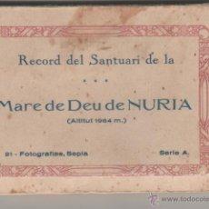 Postkarten - Record del Santuari de la MARE DE DEU DE NURIA - 39353415