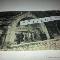 Postales: FONT PICANT, SANT HILARI SACALM - MANUSCRITA EN EL AÑO 32 CON SELLO. Lote 39353505
