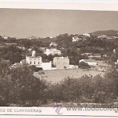 Postais: SAN ANDRÉS DE LLAVANERAS. Lote 39380628