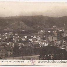 Postais: SAN ANDRÉS DE LLAVANERAS. Lote 39380635
