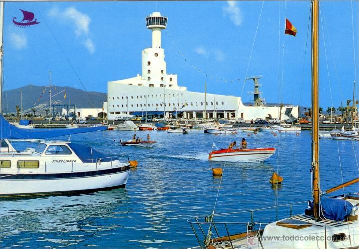 Empuriabrava empord postal puerto deportiv comprar postales de catalu a en todocoleccion - Cines puerto deportivo getxo ...