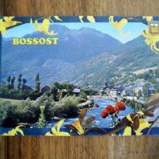 Postales: BOSSOST - VALL D'ARAN - ESCUDO DE ORO 1979 - S/C. Lote 39504530