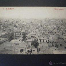 Postales: POSTAL CIRCULADA EN 1909,DE BARCELONA-FOTOTIPIA MADRIGUERA,Nº 97-VER FOTO ADICIONAL. Lote 39833566
